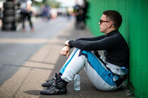 Speed Factory Racing team driver - Danil Pronenko. ELMS 2019