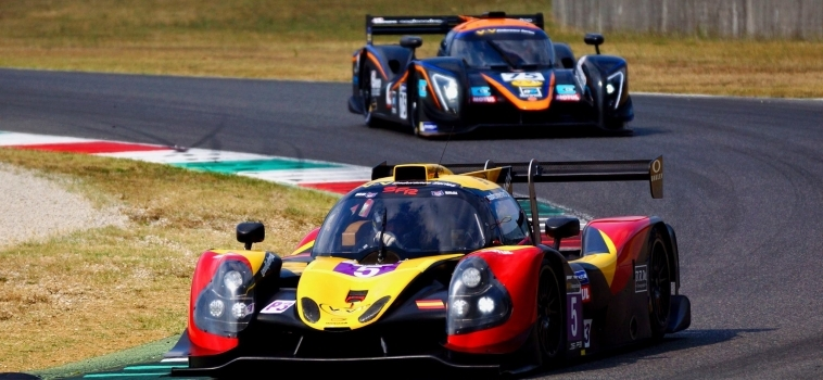 BY SPEED FACTORY WELL PREPARED FOR 3rd SEASON IN ELMS