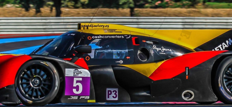 BY SPEED FACTORY STARTS ITS 2016 ELMS CAMPAIGN AT SILVERSTONE