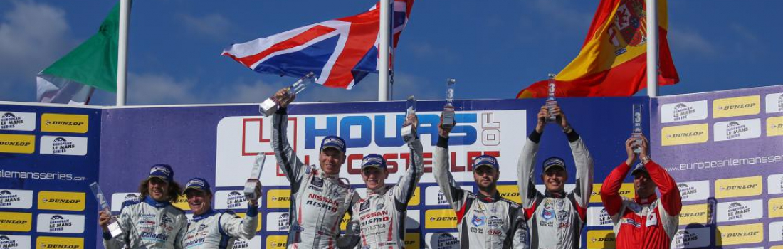 SVK BY SPEED FACTORY EARNS PODIUM FINISH AT PAUL RICARD