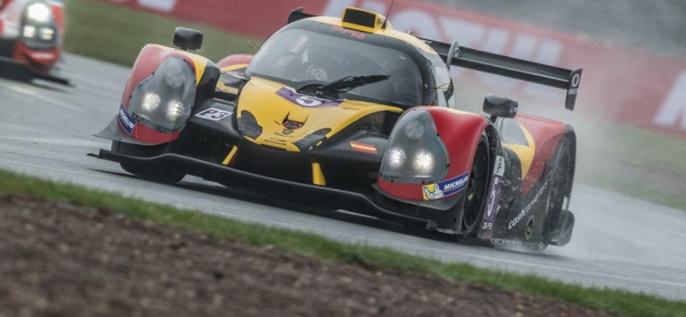 BY SPEED FACTORY SHINES DESPITE SETBACK AT SILVERSTONE