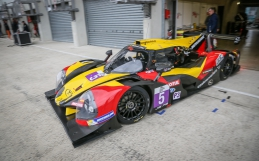 BY SPEED FACTORY ANNOUNCES EXPERIENCED ENDURANCE LINE-UP FOR 2016 ELMS CAMPAIGN