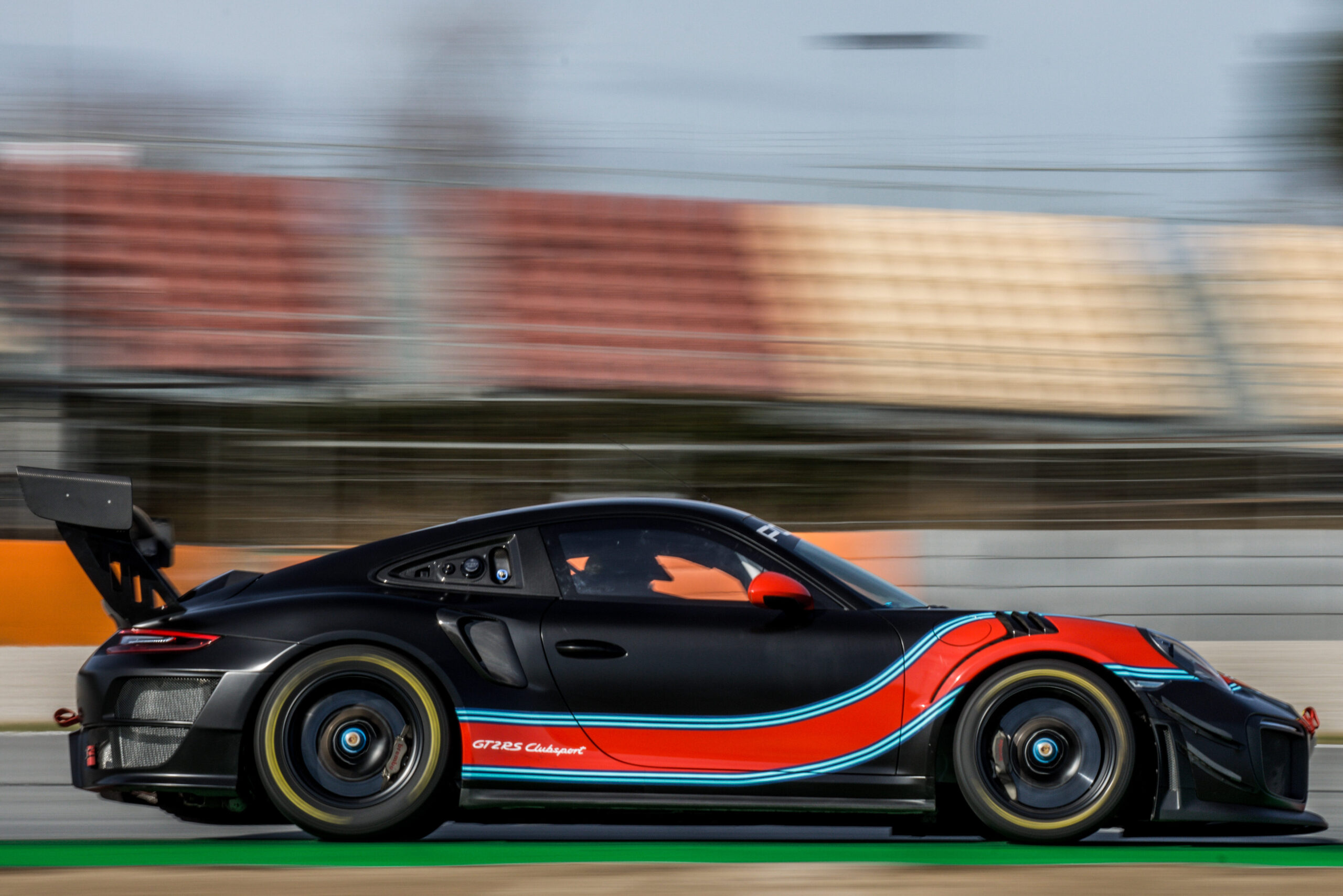 45 days left until the first GT2 European race in Monza.
